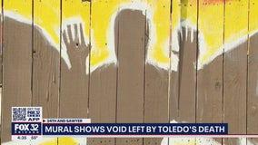 Chicago artist creates mural of Adam Toledo in Little Village