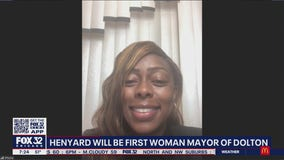 Tiffany Henyard reflects on becoming the first female mayor of Dolton