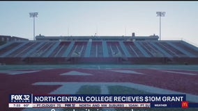 $10M grant to benefit North Central College, 3 other local institutions