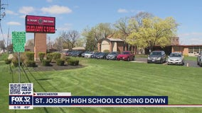St. Joseph High School to close at end of school year