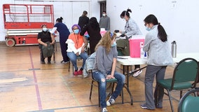 200 residents of homeless and addiction recovery center in Blue Island get vaccinated