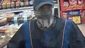 Suspect wanted in Skokie bank robbery