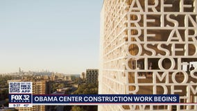 Preparation underway for construction of Obama Presidential Center on South Side
