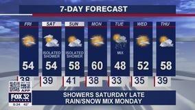 10 p.m. forecast for Chicagoland on April 15