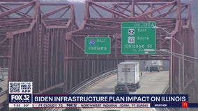 Rep. Newman on how the Biden infrastructure plan could impact Illinois