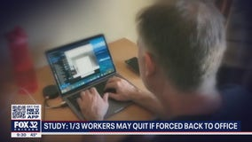 Millions of workers say they will quit if forced to return to office full-time