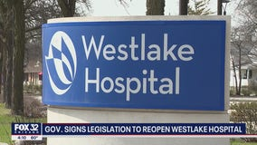 Westlake Hospital to reopen after closure 2 years ago