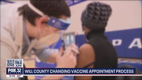 Will County eases appointment booking of coronavirus vaccine