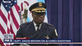 CPD Supt. David Brown speaks after videos released of police officer fatally shooting Anthony Alvarez