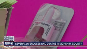 Group handing out naloxone amid spike in overdose deaths in McHenry County