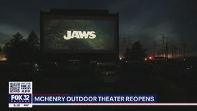 McHenry Outdoor Theater reopens