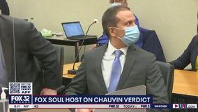 FOX Soul host Tammi Mac reacts to Chauvin verdict