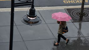 Thunderstorms rumbling south of I-80 with chance of hail, Chicago to see scattered showers