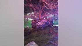 6 hurt in Lake Shore Drive roll-over crash near Belmont Avenue