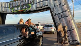 Drive-thru dinosaur experience coming to the Chicago area