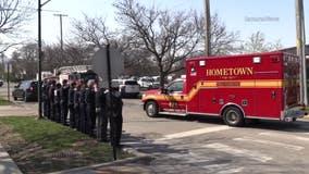 Oak Lawn man was drunk when he fatally struck Hometown officer: police