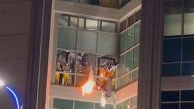 Inmates break windows, set fires in uprising at St. Louis jail