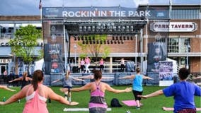 Free outdoor concerts, fitness classes returning to Rosemont park