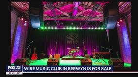 Popular music venue in Berwyn closing due to pandemic