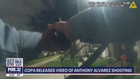 Anthony Alvarez Video: Family, neighbors react following release of fatal police shooting video