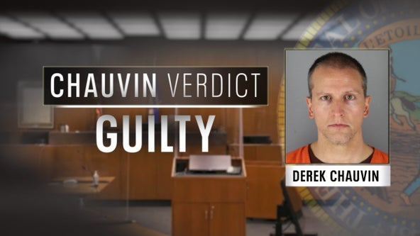 Derek Chauvin verdict: Guilty on all counts