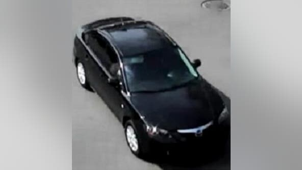 Police release photo of car involved in shots fired at Rogers Park police station