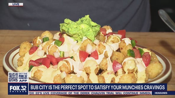Bub City shares best items on menu to satisfy cravings