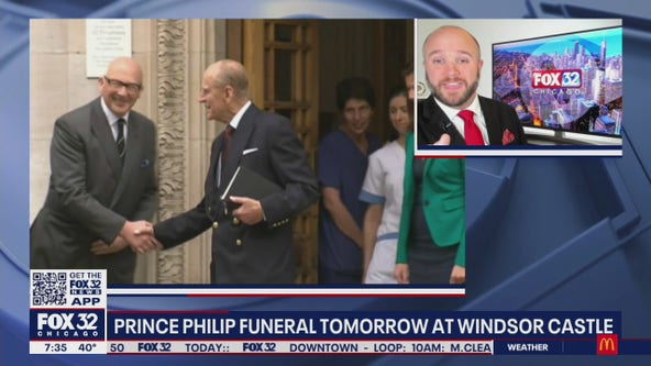 Prince Philip funeral tomorrow sparks intrigue around royal family