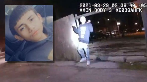 Chicago police officer identified in fatal shooting of Adam Toledo