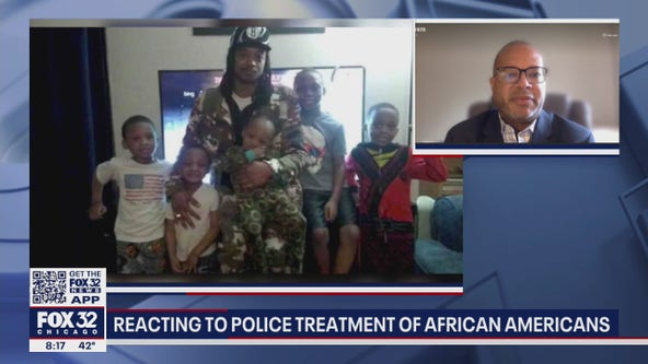Reactions to police treatment of African Americans