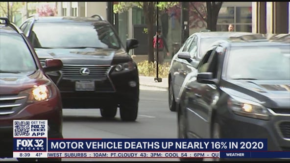 Traffic fatalities spike in 2020, signaling increase in distracted driving