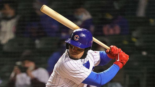 Báez smashes grand slam, Cubs get boost from Mets errors in 16-4 romp
