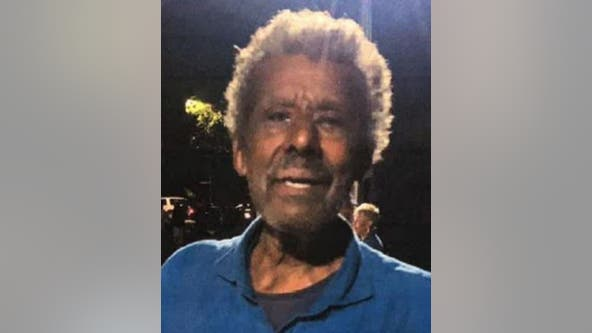 Man, 80, with dementia, reported missing in Fuller Park