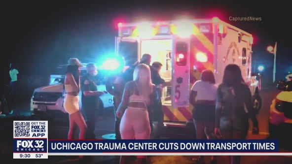 South Side trauma center cutting down on ambulance transport times, ultimately saving lives
