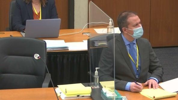 Derek Chauvin trial live: Defense could rest case Thursday