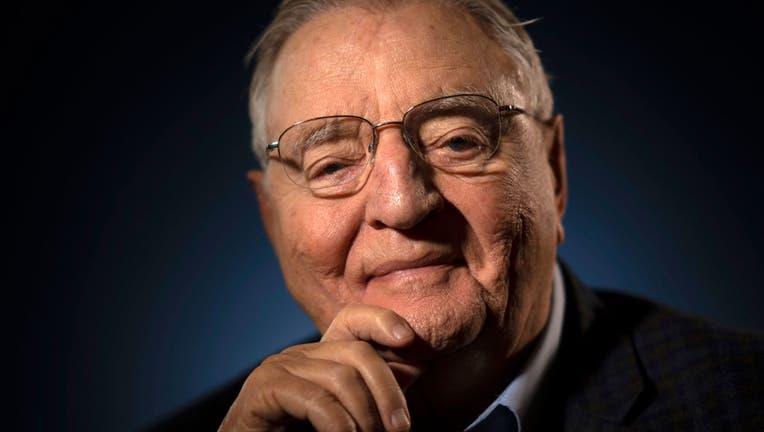 Portrait of Former Vice President Walter F. Mondale