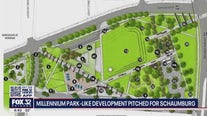 Millennium Park-like development being pitched for Schaumburg, Illinois