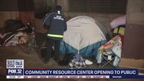 Community resource center opening to Cook County residents