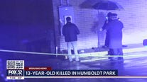 Boy, 13, fatally shot in Humboldt Park