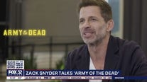 Zack Snyder talks new movie 'Army of the Dead'