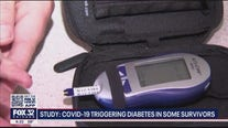 Study: COVID-19 triggering diabetes in some survivors