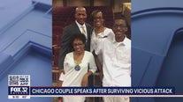Chicago couple speaks after horrifying attack in Fernwood