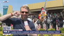 Hard Rock Casino in Gary officially opens