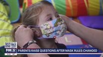 Children who cannot get vaccine urged to continue wearing masks