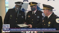 6 Chicago officers, detectives honored for capturing dangerous sexual predator
