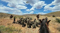 Border Patrol nabs 32 Mexican nationals dressed in camo in Arizona