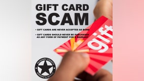 Pay or go to jail: Gift card scam scaring Illinois residents with jail time