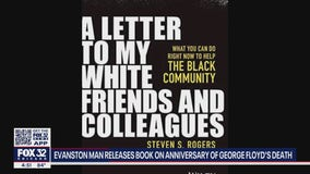 Evanston man releases book on anniversary of George Floyd's death
