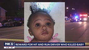 'She had her whole life ahead of her.' $5,000 reward offered in hit-and-run crash that killed 1-year-old girl