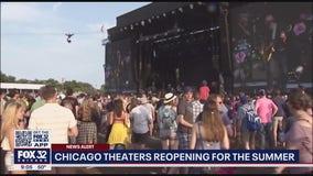 Lightfoot announces return of summer events across the city